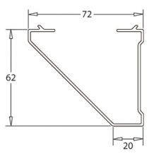 Aluminium Bottom Cladding