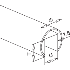 Slotted Tube Diagram