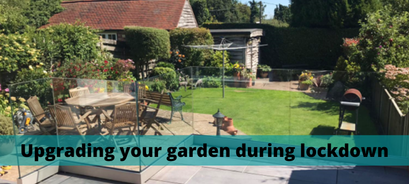 Upgrading your garden with balustrades