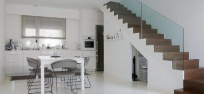 Staircase Glass Balustrades