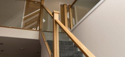 balustrades in the home